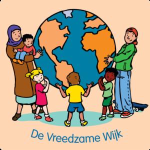 Videt werkt met de Vreedzame Wijk als methodiek in het kinderwerk. Hierin leren kinderen binnen en buiten school burgerschapsvaardigheden en zelf conflicten oplossen.