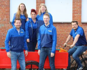 Teamfoto van Videt Uithoorn